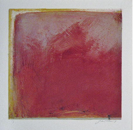 Untitled Red_J.M Henry