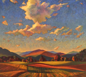 Rappahannock Cloud Shadows_Chris Stephens