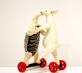 dancing tortoise and hare_andree richmond