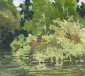 Green with Lake_Michael Brown